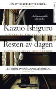 """Resten av dagen"" av Kazuo Ishiguo"